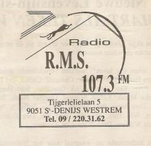 Radio RMS Sint-Denijs-Westrem
