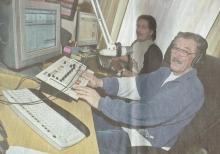 Marc Van Holzaten & Harry Ruis, augustus 2006