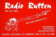 Radio Rutten FM 107.7