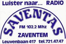 Radio Saventas Zaventem FM 102.2