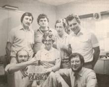 Radio Sylvania Tienen, team