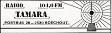 Radio Tamara Boechout