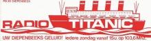 Radio Titanic Diepenbeek