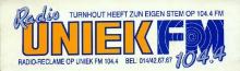 Radio Uniek Turnhout FM 104.4