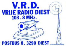 Radio VRD Diest FM 103.8