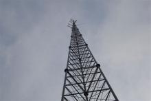 Radio Vlaamse Ardennen Oudenaarde, antennemast