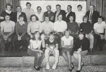 Radio West Brakel, team 1982
