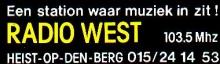 Radio West Heist-op-den-Berg