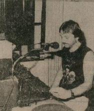 Programmaleider Wilfried Verbinnen, eerste helft jaren 80