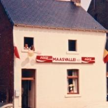 Radio Maasvallei, Raamstraat in Rekem