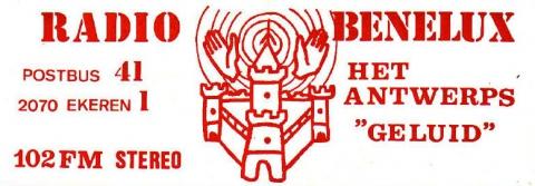 Radio Benelux Deurne