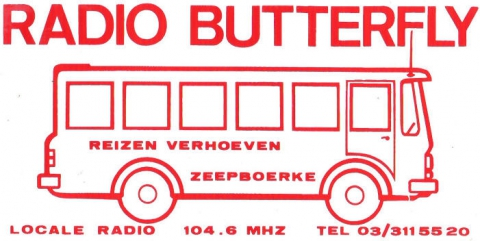 Radio Butterfly Rijkevorsel