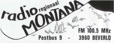 Radio Montana Beverlo FM 100.5