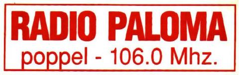 Radio Paloma Poppel FM 106
