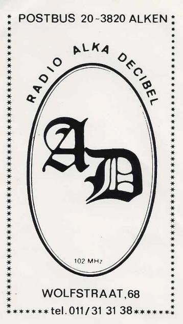 Radio Alka Decibel Alken