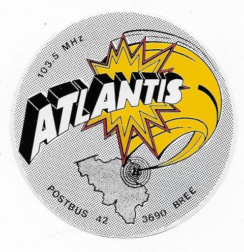 Radio Atlantis Bree