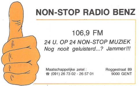 Radio Benz Gent