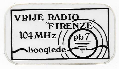Radio Firenze Hooglede FM 104