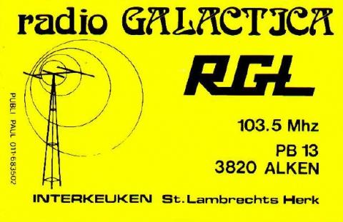 Radio Galactica Sint-Lambrechts-Herk FM 103.5