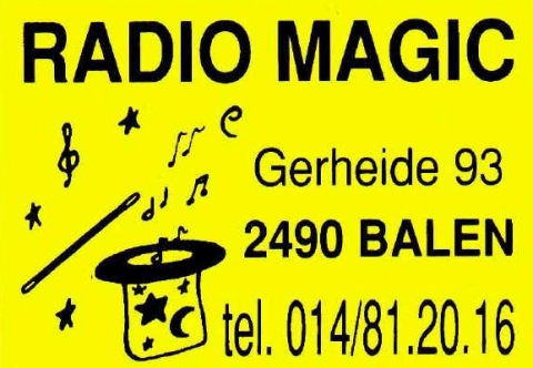 Radio Magic Balen