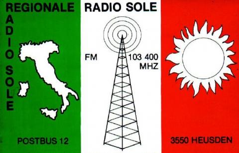 Radio Sole Heusden-Zolder