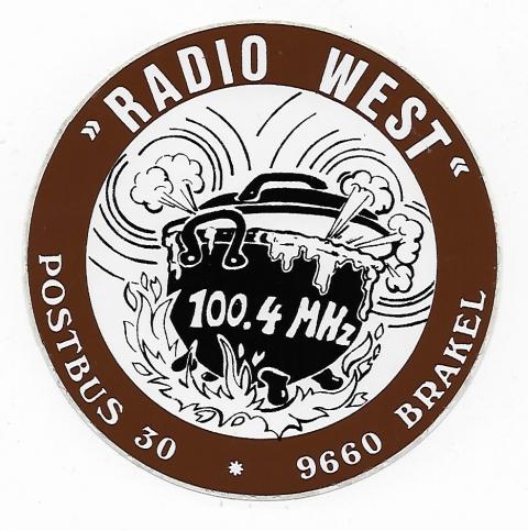 Radio West Brakel