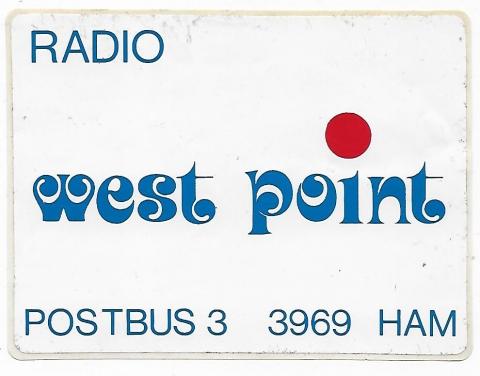 Radio West Point Ham