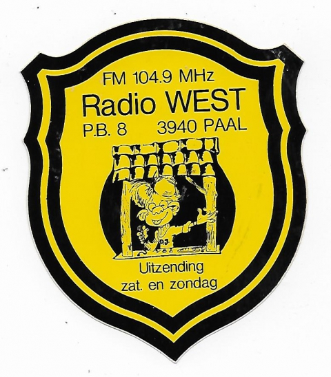 Radio West Paal
