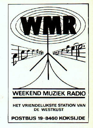 Radio WMR Koksijde